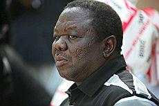 Il leader dell'opposizione Morgan Tsvangirai